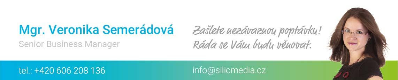 Silic Média Veronika Semerádová