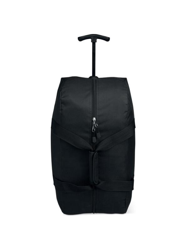 Reklamní cestovní taška PRACTIC černá