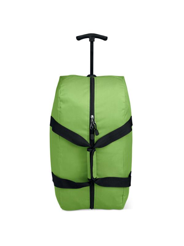 Reklamní cestovní taška PRACTIC zelená