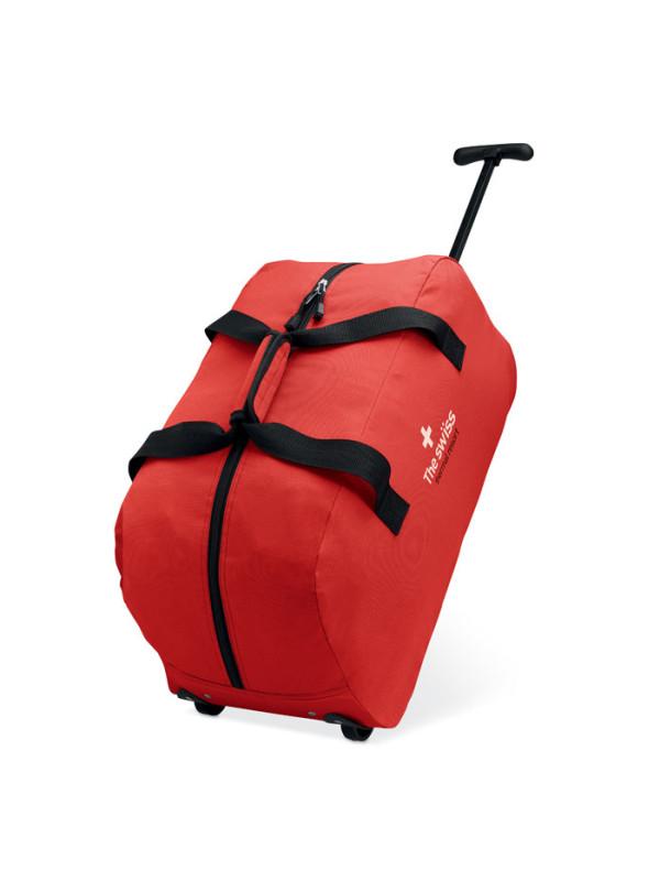 Reklamní cestovní taška PRACTIC červená