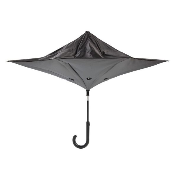 Reklamní větruodolný deštník INSIDER