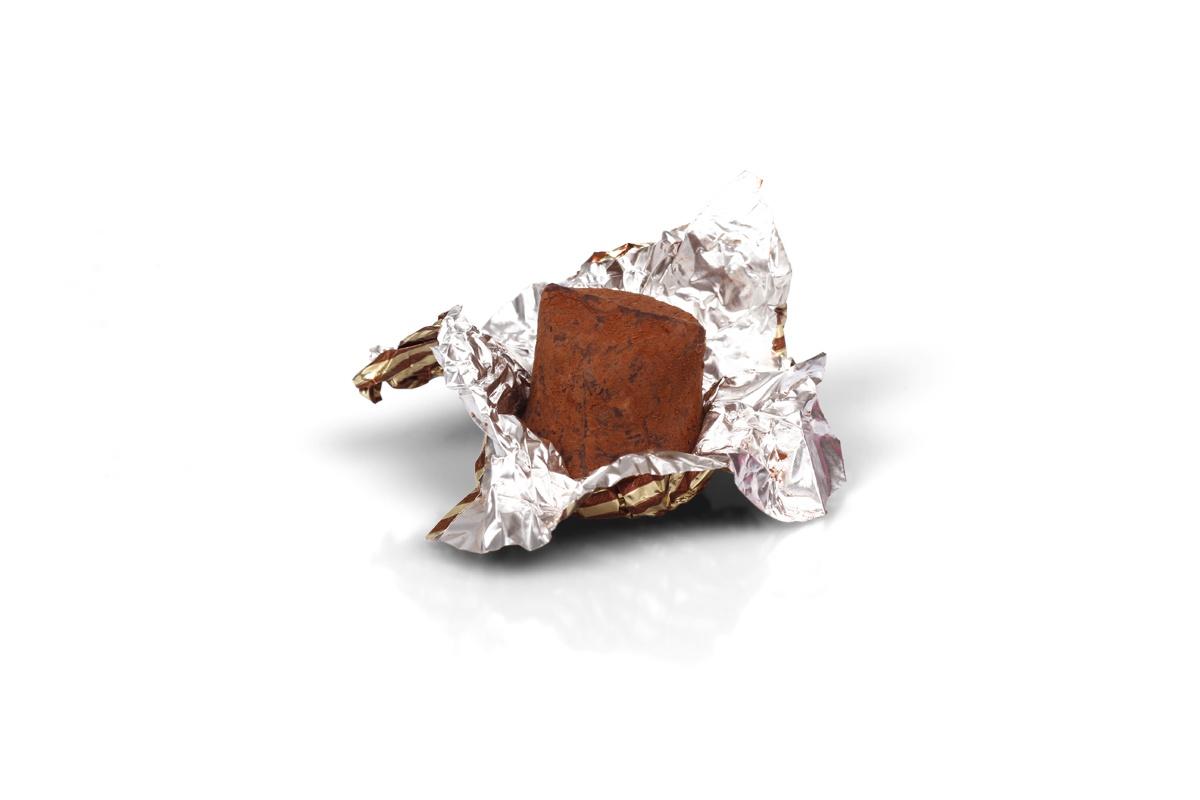 reklamní čokoládové lanýže