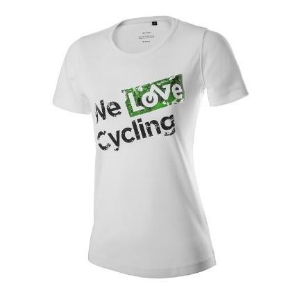 Reklamní tričko We Love Cycling
