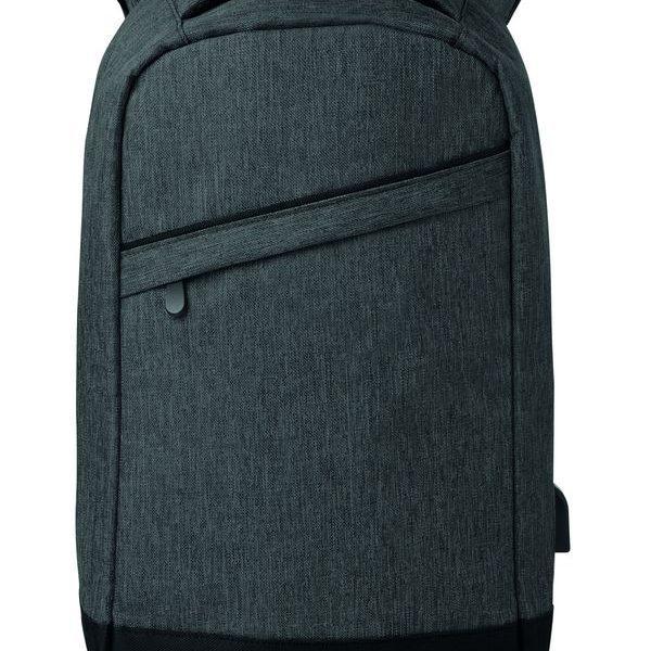Bezpečnostní batoh BERLIN černý