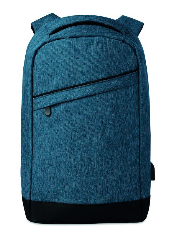 Bezpečnostní batoh BERLIN modrý