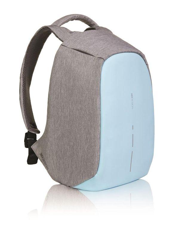 Bezpečnostní batoh Compact 01 světle modrá
