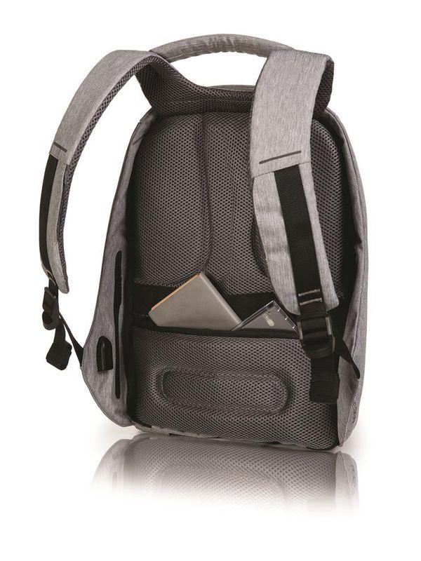 Bezpečnostní batoh Compact 04 světle modrá