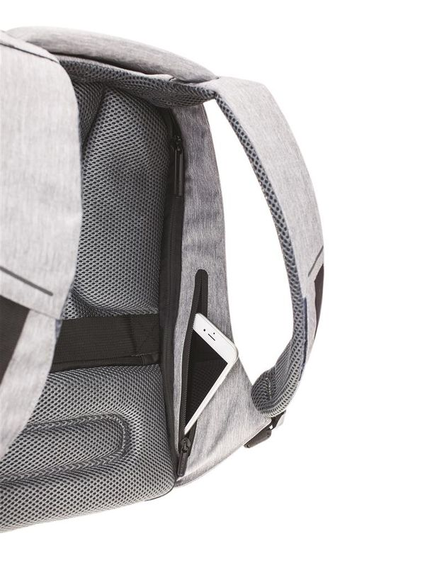 Bezpečnostní batoh Compact 05 světle modrá