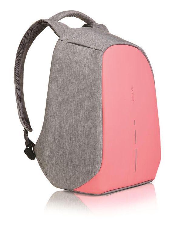 Bezpečnostní batoh Compact růžová
