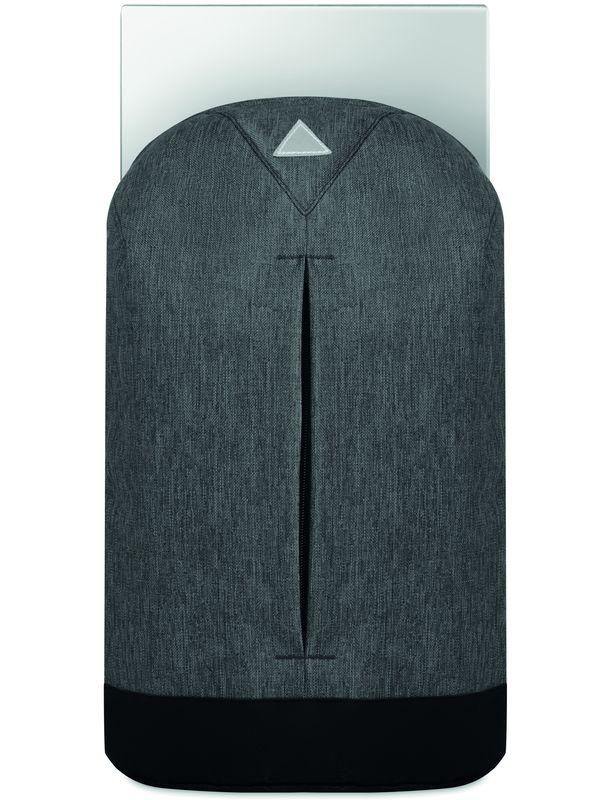 Bezpečnostní batoh MILANO černý