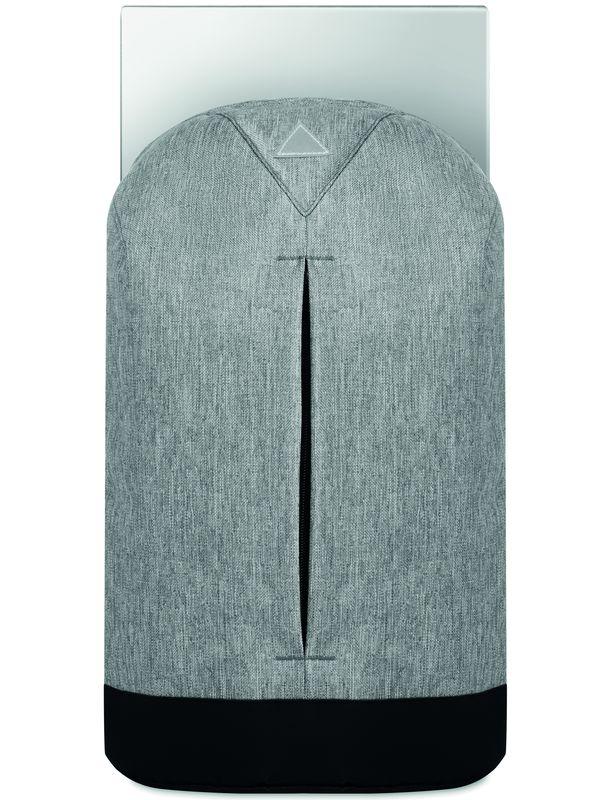 Bezpečnostní batoh MILANO šedý
