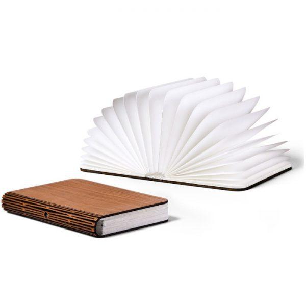 Svítící LED kniha