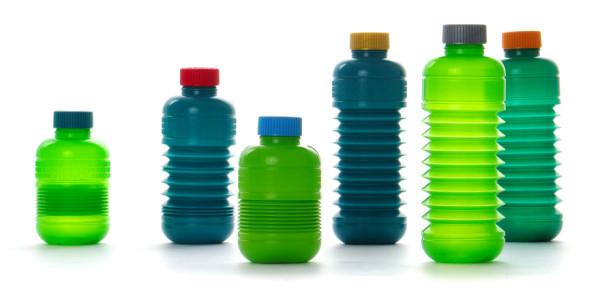 Reklamní natahovací láhev