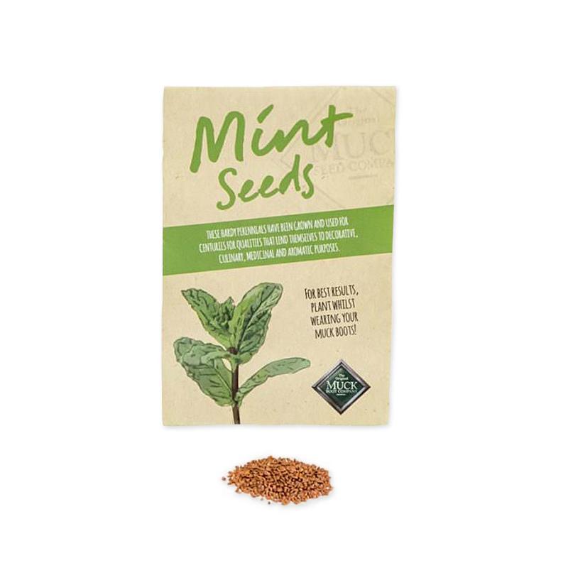 Balení semínek