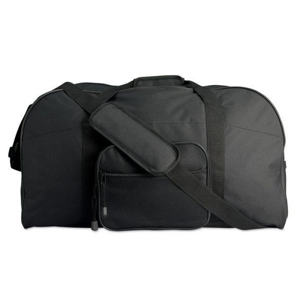reklamní sportovní taška TERRA černá