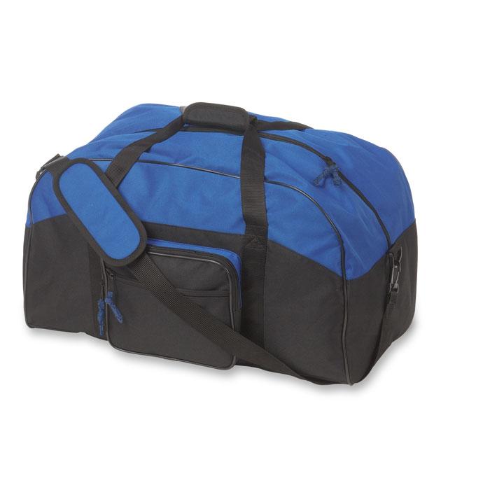 reklamní sportovní taška TERRA modrá