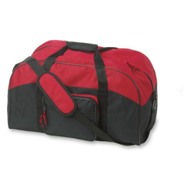Reklamní sportovní taška TERRA červená