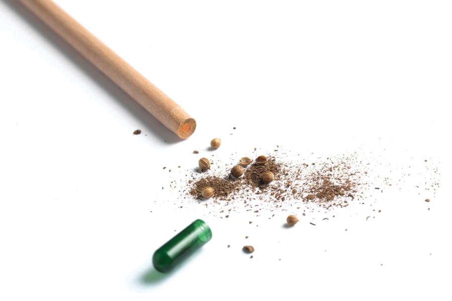 Rostoucí tužka - Ekologické reklamní předměty