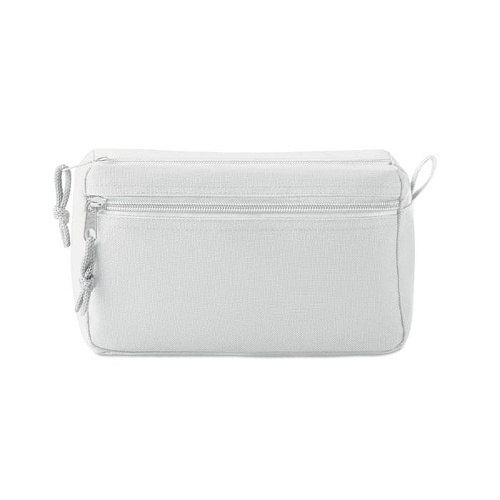 Reklamní kosmetická taštička PVC Smart bílá