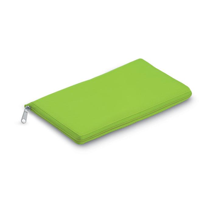 Reklamní chladicí taška skládací Plicool zelená 3