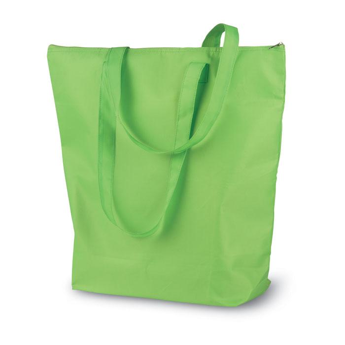 Reklamní chladicí taška skládací Plicool zelená 4