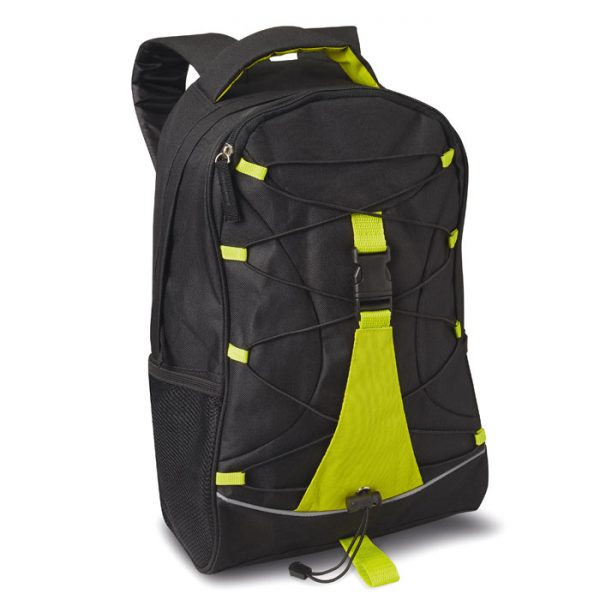 Reklamní ruksak Monte Lema zelený 1