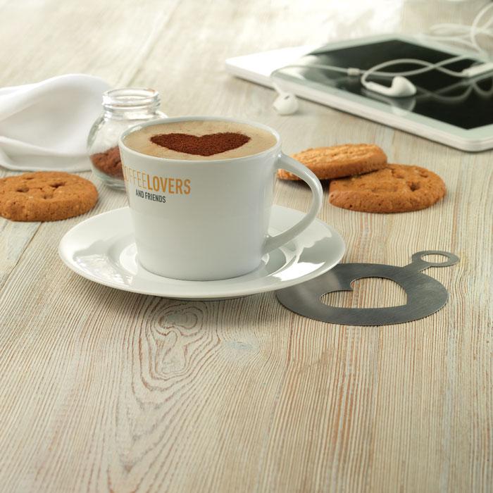Cappuccino šálek s podšálkem PARIS
