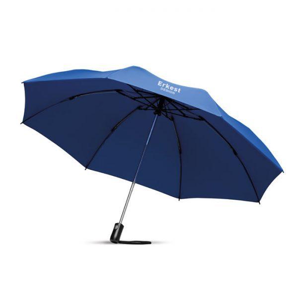 Skládací oboustranný deštník DUNDEE FOLDABLE