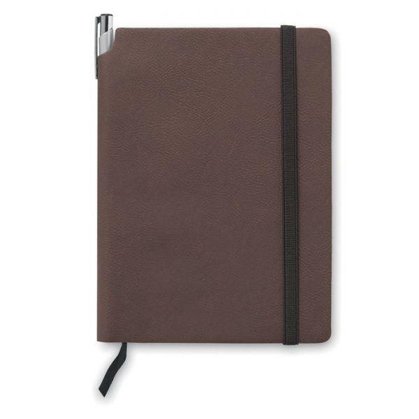 Zápisník s PU deskami SOFTNOTE