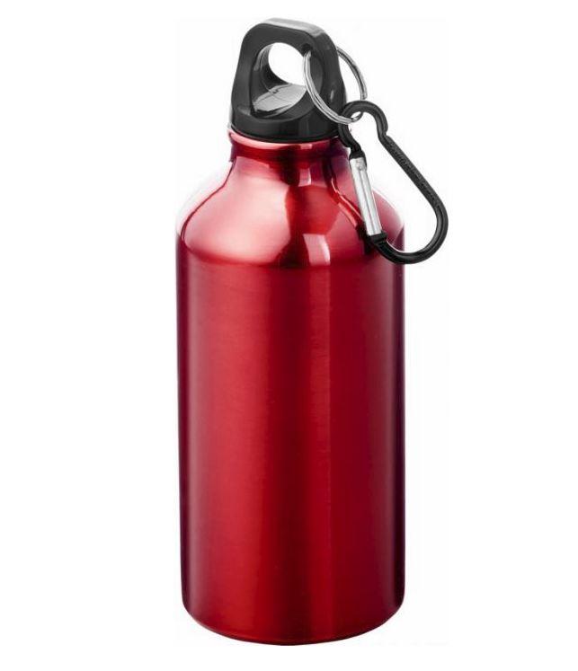 Nápojová láhev s karabinou a vlastním potiskem OREGON