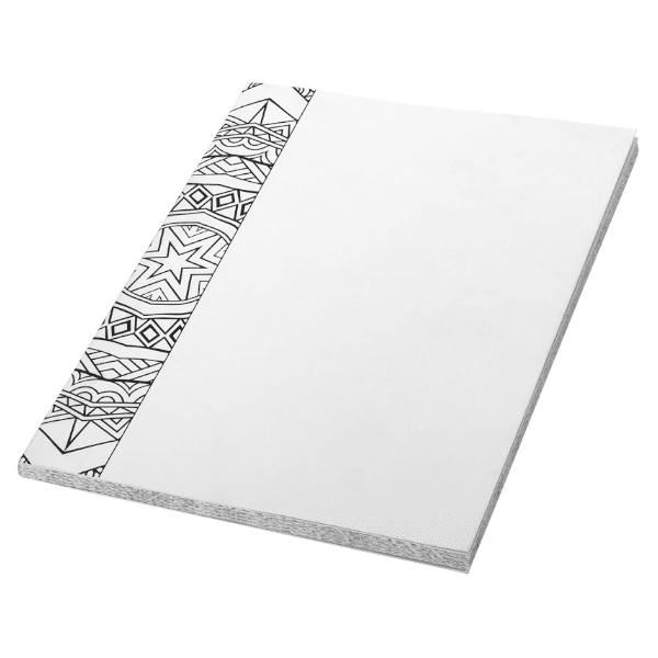 Barevný zápisník