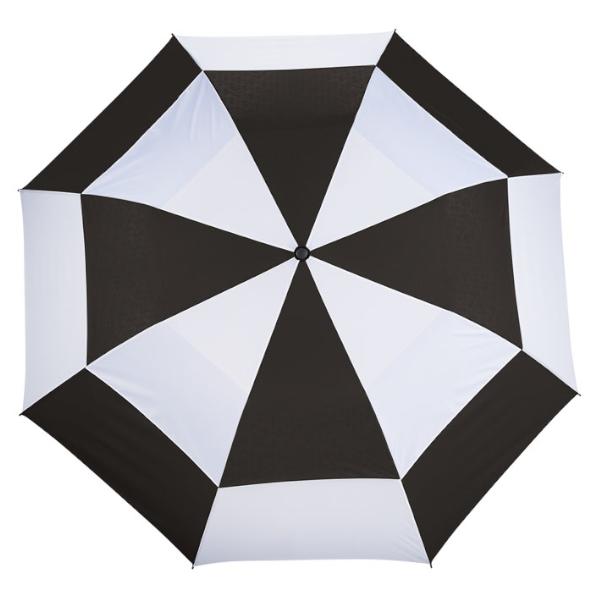 dvoudílný automatický deštník