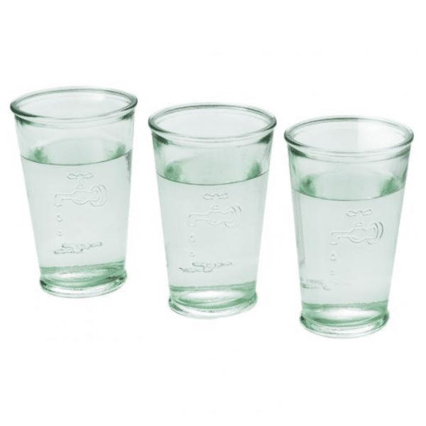 Reklamní sklenky na vodu