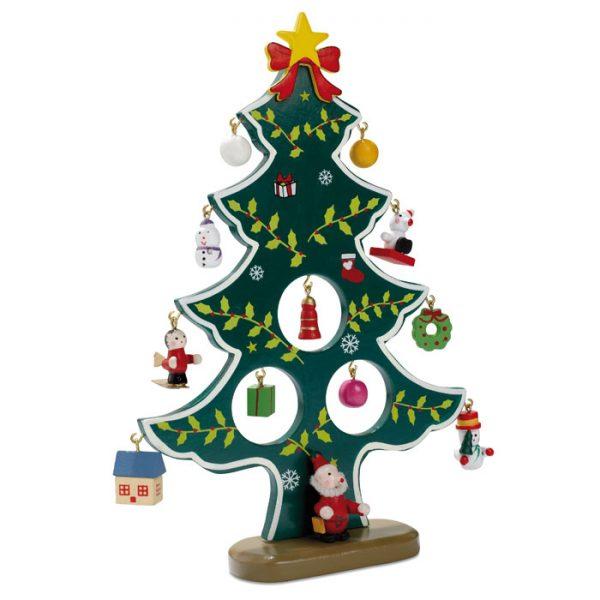 Reklamní vánoční dekorace
