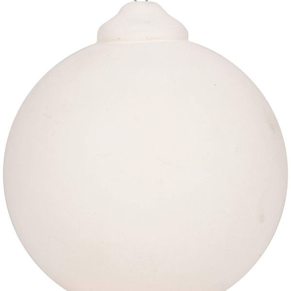 vánoční reklamní ozdoba koule 1