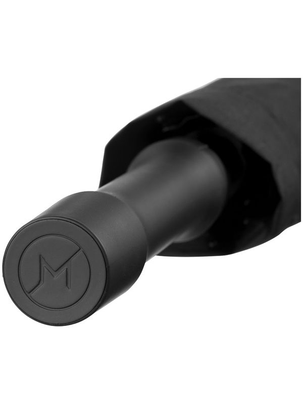 Reklamní deštník čtvercový černý 2
