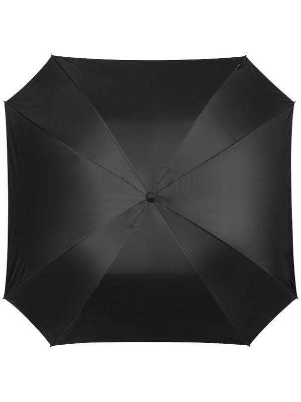 Reklamní deštník čtvercový černý