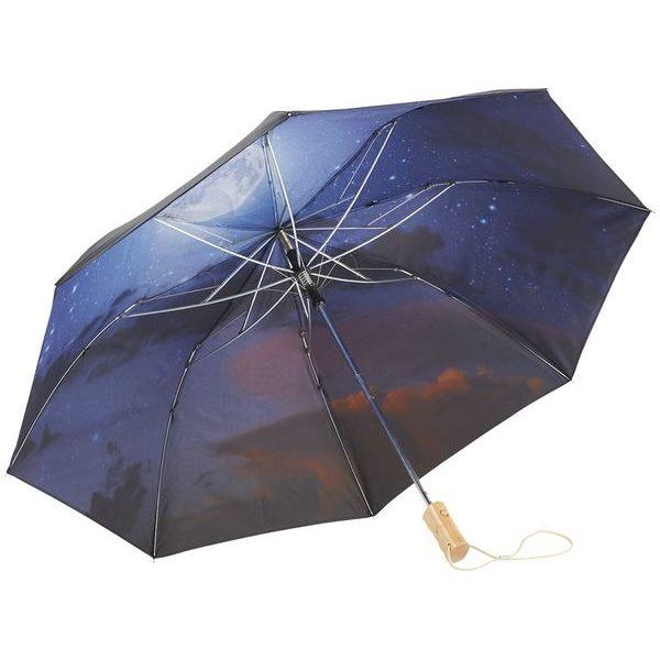 Reklamní deštník Clear Night