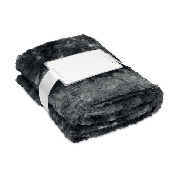 Reklamní deka Andermatt černá
