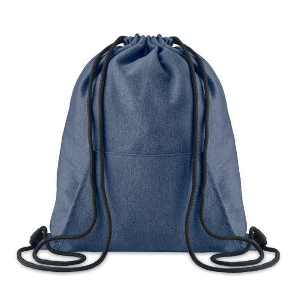Reklamní fleecový vak modrý