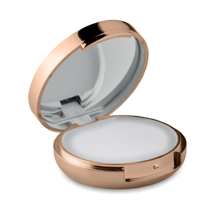 Reklamní balzám na rty Duo mirror bronzový