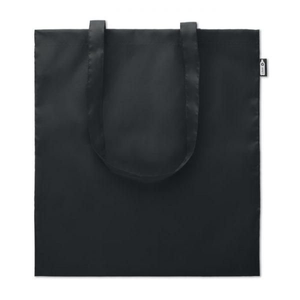 Reklamní nákupní taška TOTEPET černá
