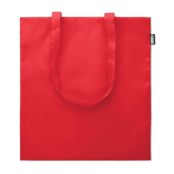 Reklamní nákupní taška TOTEPET červená