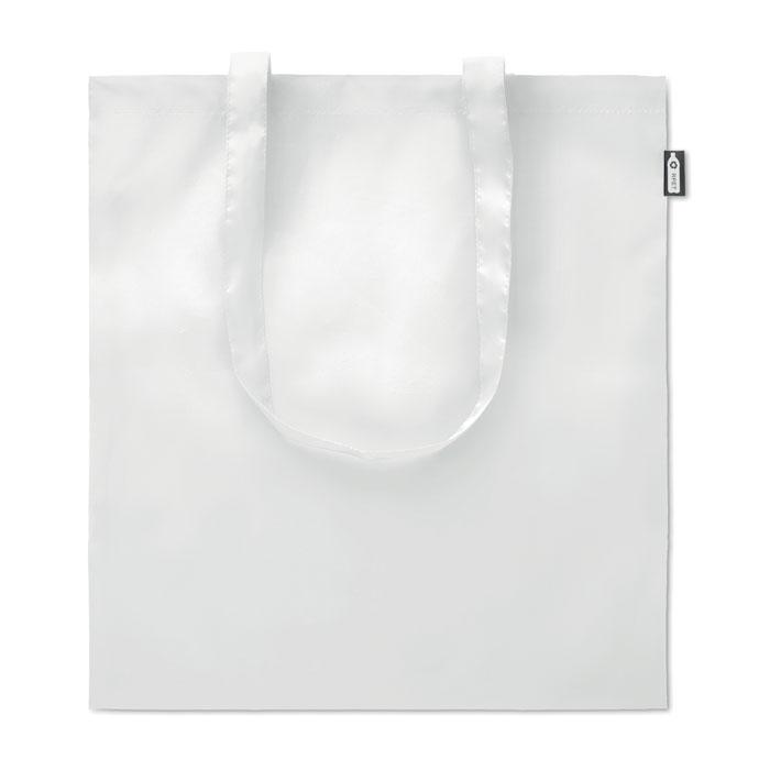 Reklamní nákupní taška TOTEPET bílá