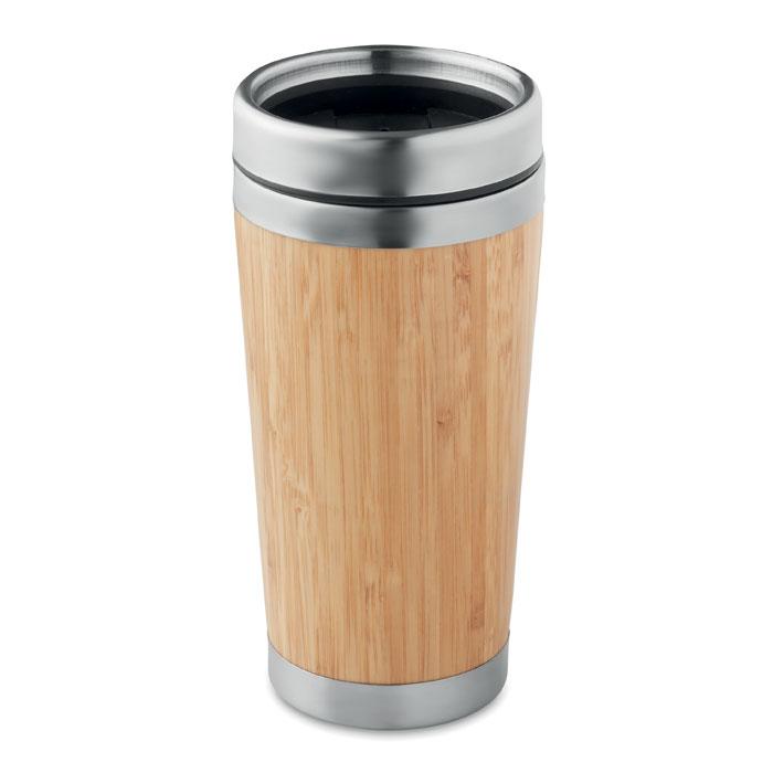 bambusový reklamní termohrnek RODEODRIVE