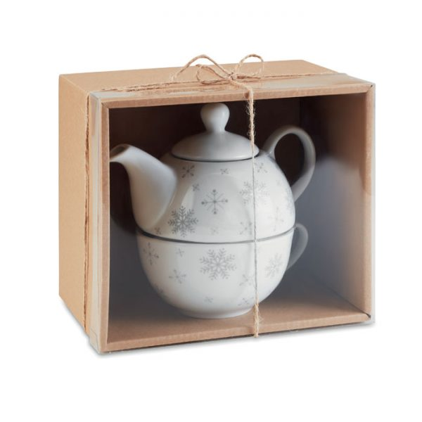 Vánoční reklamní čajový set SONDRIO TEA