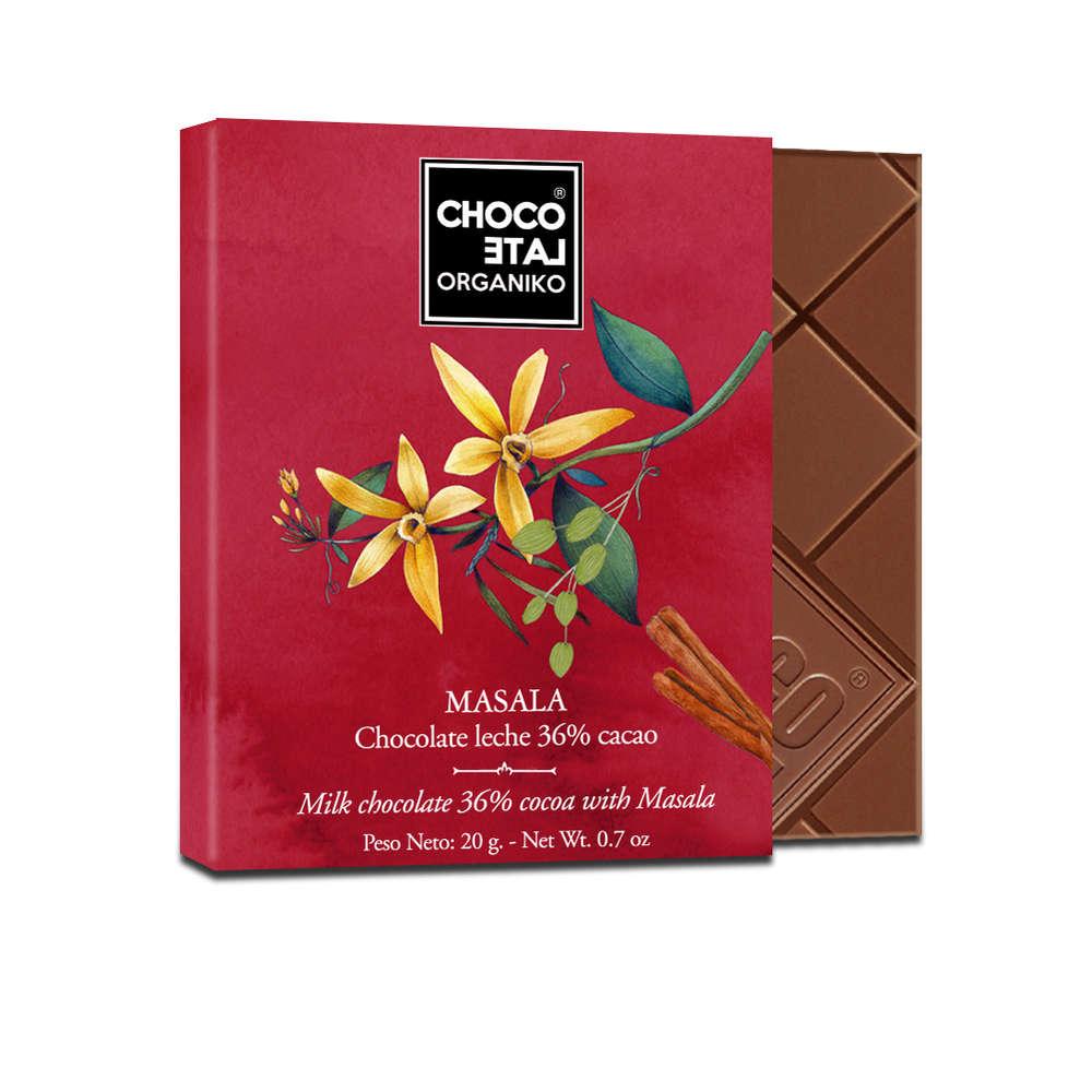 Čokoláda MASALA 36%