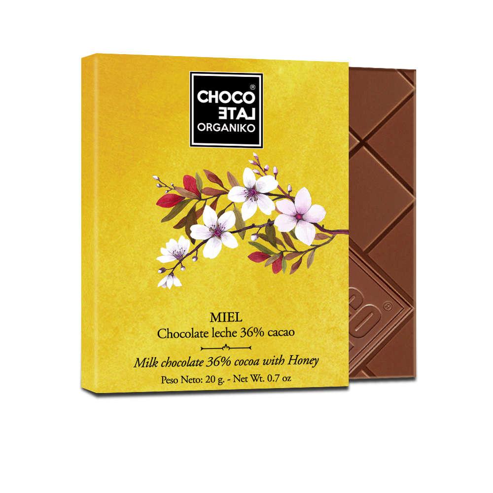 Čokoláda s medem 36%