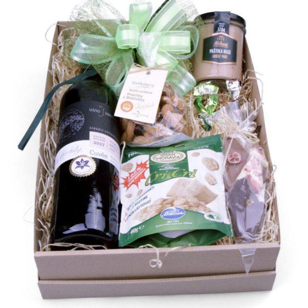 Reklamní dárkové balíčky Silic Box