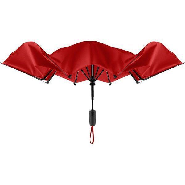 Skládací reklamní deštník fare liberty 1